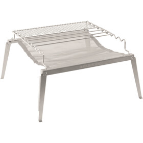 Robens Timber L Grill, silver